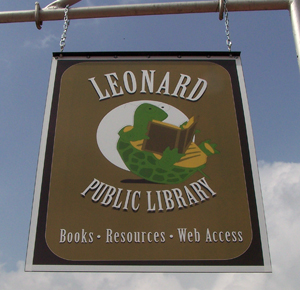 Leonard Public Library