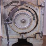 Old Bank Safe