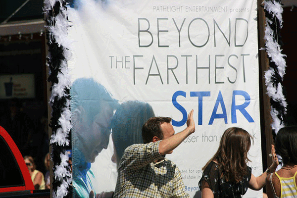 "Setting of the feature film, ""Beyond the Farthest Star."""