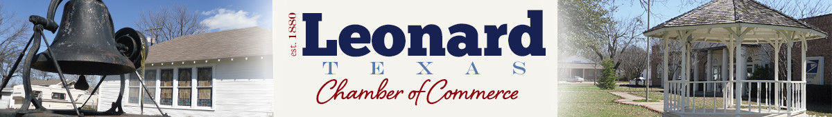 Leonard, Texas Chamber of Commerce